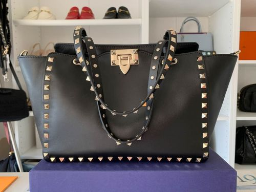 Purseonals: The Valentino Rockstud Bag