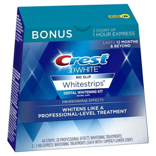 Smile Wide! Crest's Beloved Whitening Strips Are At The Lowest Price They've Been All Year