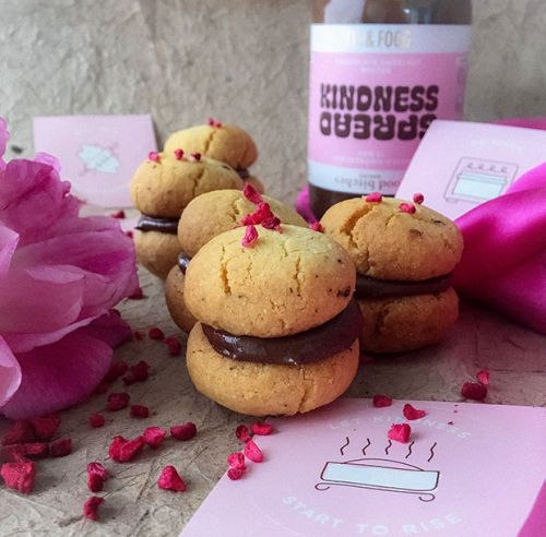 Recipe: Kindness Kisses for World Kindness Day