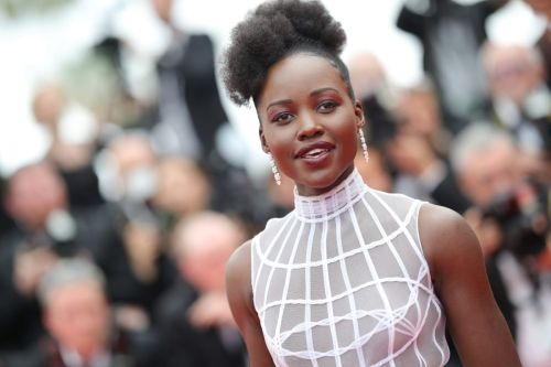 Great Outfits in Fashion History: Lupita Nyong'o's Museum-Worthy Haute Couture Cannes Look