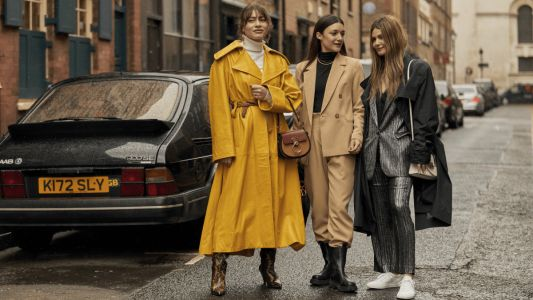 The Best Street Style Looks From London Fashion Week Fall 2020