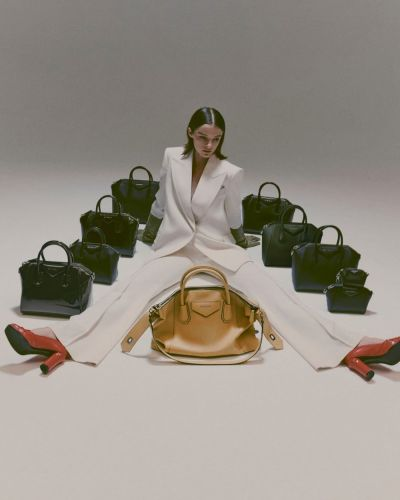 Introducing the Givenchy Antionga Soft