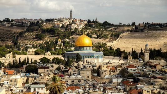 Check out: The spiritual dimension of Jerusalem