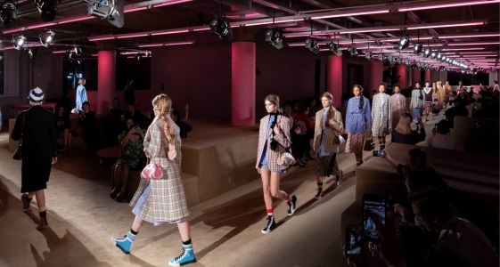 Prada will host its Resort 2021 fashion show in Japan