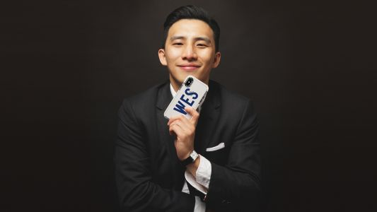 27 Questions: Wesley Ng, CEO and co-founder of Casetify