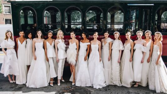 The 11 Top Bridal Trends for Fall 2020 Revisit - and Update - the Classics