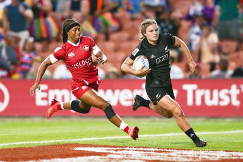 Black Ferns Sevens star Michaela Blyde finds strength and resilience after an Olympic disappointment