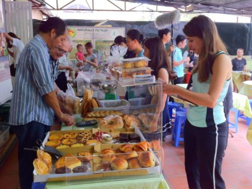 Tay Ho Weekend Market - A Must-Visit For Expats In Hanoi