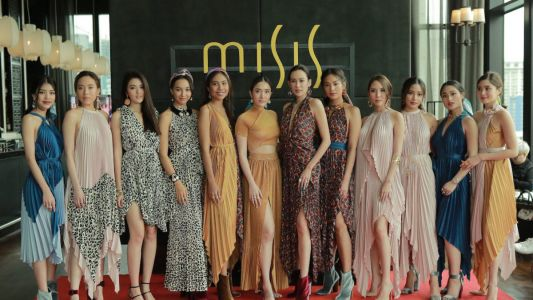 Gallery: Jewellery meets confectionery at the MISIS Gems of The Sea Afternoon Tea