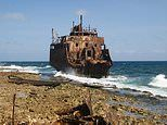 Klein Curacao - the rogue abandoned ghost island in a Caribbean paradise
