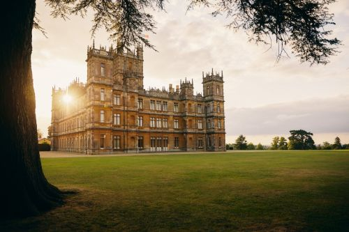 Highclere Castle, home of Downton Abbey, is now available to book on Airbnb
