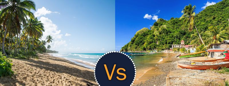 Dominican Republic vs Dominica: Which Caribbean country should you visit?