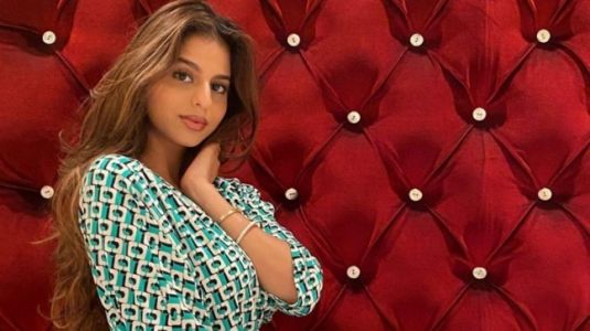 Suhana Khan in Rs 36k dress gives drop-dead gorgeous a new meaning