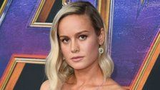 Brie Larson's 'Avengers: Endgame' Premiere Look Is Marvel-ous