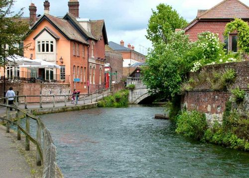 Winchester: A Walk Back in Time