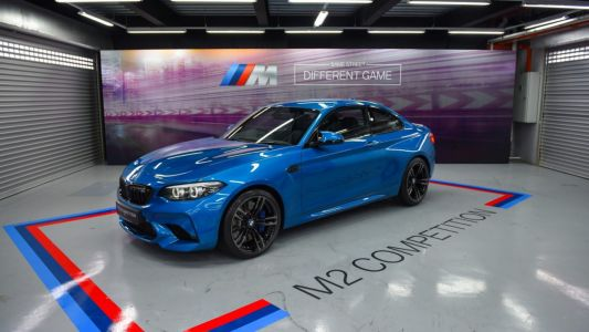 What is it like to participate in BMW M Track Day 2019