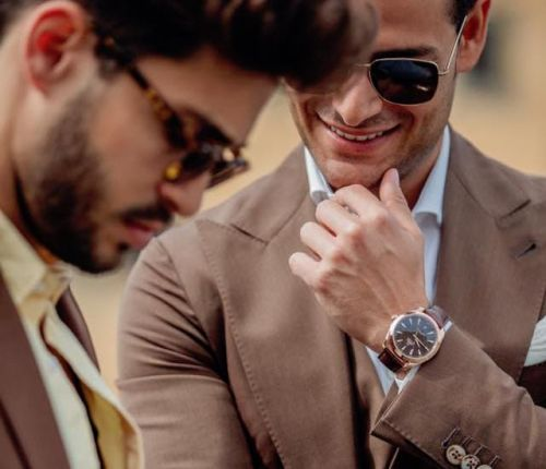 The 5 fundamental rules for pairing your watch with your suit