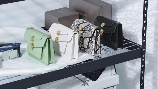 Alexander Wang lends his touch to the Bulgari Serpenti Forever bag