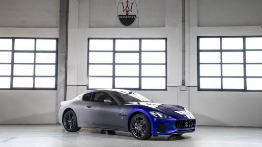 Maserati creates special edition GranTurismo to mark the end of an era
