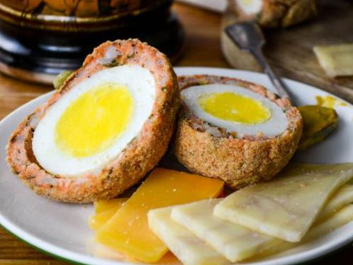 West Coast Scotch Eggs