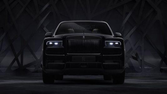 The Rolls-Royce Cullinan gets upgraded with a Black Badge trim