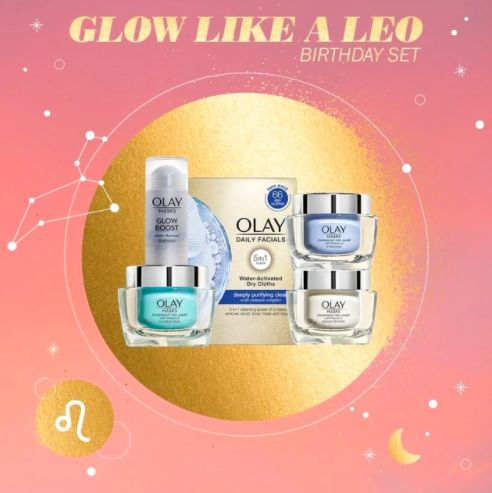 Olay's Anniversary Sale Features Skin and Body Products Starting at Just $5