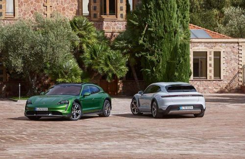 New Porsche Taycan Cross Turismo - The All-Rounder Among Electric Sports Cars
