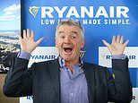 Ryanair is declared Europe's BEST-PERFORMING airline of the past 10 years