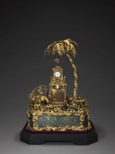 See exquisite Imperial timepieces and a rare Silk Road handscroll at the Hong Kong Science Museum