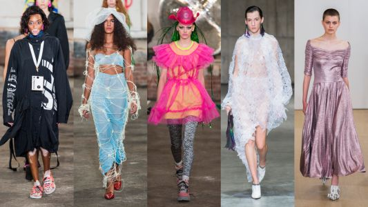7 Breakout Trends From London Fashion Week Spring 2019