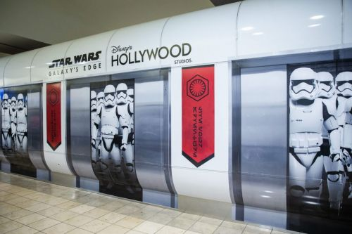 Walt Disney World Resort Brings the Adventure of Star Wars: Galaxy's Edge to Air Travelers at Orlando International Airport