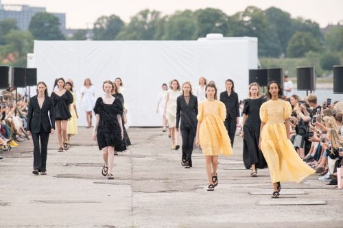 Cecilie Bahnsen's Spring Collection Proves She Does Much More Than Just Cupcake Dresses