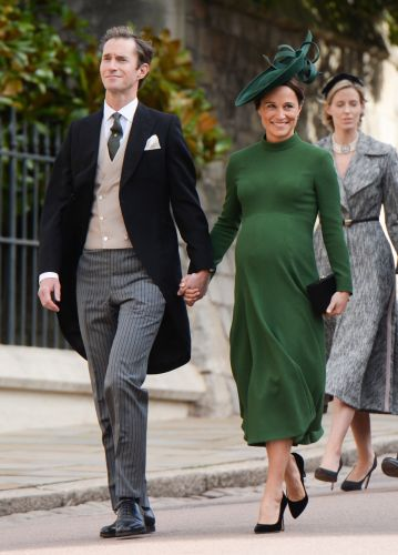 Pippa Middleton Had A Baby Boy