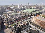 First designs of £337m Museum of London set to move next to Smithfield Market are unveiled