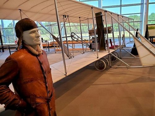 Arts, Nature, History, and Aviation: A Day Out with Maryland Milestones