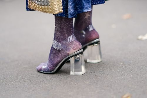 13 Clear Heels on Sale to Get Your Feet Ready for a Joyful Spring