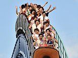 Coronavirus Japan: Screaming and high-fives banned at funfairs