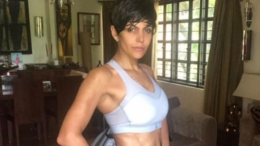 Mandira Bedi's new post-workout pic is the inspiration we need to exercise this week
