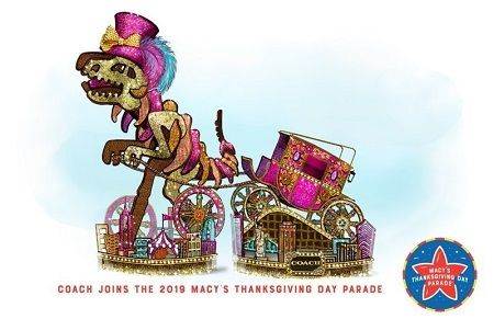 Coach To Debut As First Luxury Fashion Brand In Macy's Thanksgiving Day Parade®