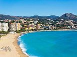 UK's most popular foreign holiday destinations: Spain still tops chart