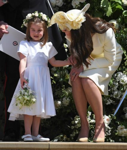 Here's the Truth About Meghan Markle & Kate Middleton's 'Flower Girl Dresses' Drama Before the Wedding