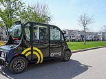 Self-driving shuttles have arrived in NYC: Optimus Ride begins trials at Brooklyn Navy Yard