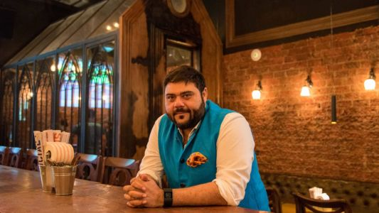 Riyaaz Amlani on the future of F&B in India, Urdu poetry, and no plans of slowing down
