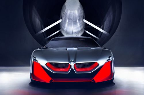 BMW's 2025 Vision M Next is a sneak-peek into tomorrow's supercar culture