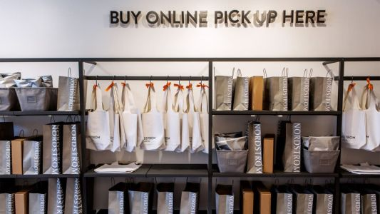 This Is Going to Be a Very Different, Very Online Holiday Shopping Season - Especially for Clothes