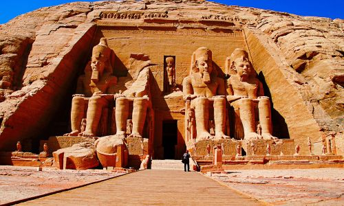Egypt's best tours: Pyramids, Red Sea diving and a luxury cruise down the Nile