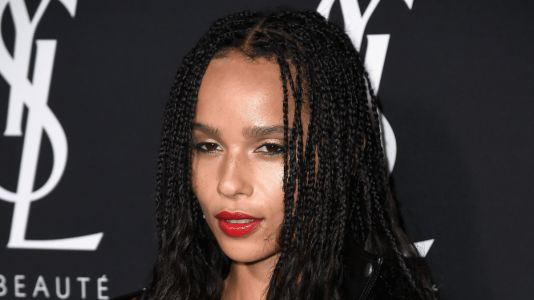 Zoë Kravitz Launches Her Own YSL Beauty Lipstick Collection - Interview