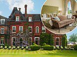 Recharge your batteries at the stunning Champneys Tring