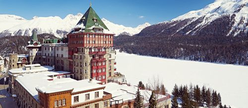 Board a Private Jet to The Ultra Luxe Alpine Hotel, Badrutt's Palace