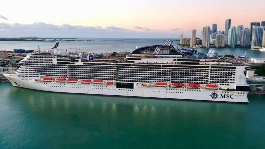 MSC Cruises Welcomes MSC Meraviglia To Her New Homeport In Miami